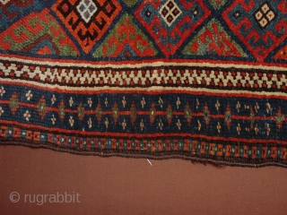 wondeful pattern and natural colors, secured, one prossional bif fingertip repair 84x64cm 2.8x2.2ft