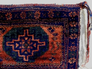 Full Pile Mogan Gul Kurd Bag Complete