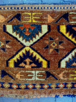 Tribal Penjerelik Size: 152x33cm Made in period 1910/20