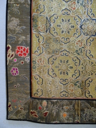 1800/50 Chinese Textile Fragment