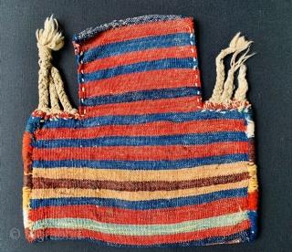 Luri Bakhtiyari saltbag 1880 circa in perfect condition size•••40x43