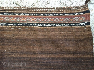 Sofreh or Rukorsi from kamu (Meymeh area in north of isfahan)not washed,Size:135x137 cm