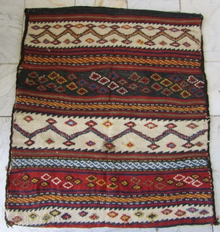 Khorasan provinve,Kalat jual,not washed,needs small places to be repair in back.nice colores,Size:79x68 cm