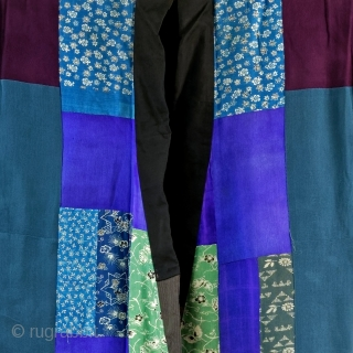 Yosegire Silk Juban - Vegetable Dyed Silks