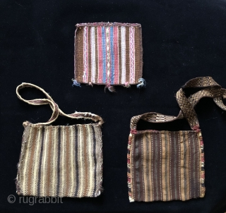 Tutorial part two:  Aymara Coca Bags.  It is hard to overestimate the importance of textiles within Aymara culture. The Aymara were a textile-centric culture.  They have woven warp-faced textiles  ...