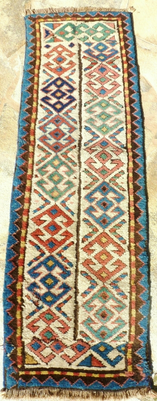 Fragment of Kazakh borders, 122 x 38. Price upon request
