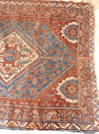KASCHGAI  Qashqai antique 190 x 123 conditions look the pictures  200€ shipping not included