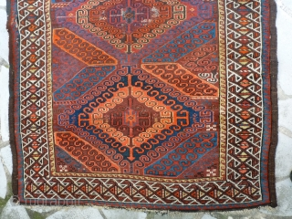 Happy New Year 2019 Balouch, circa 1900, 164 x 110, Mushwani Groupe. Price upon request.