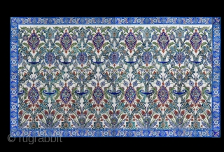 I recently discovered a previously unknown cache of antique ceramic underglaze tiles which had been lying in an old warehouse in Malaga for the past 30 years. They have been accurately identified  ...