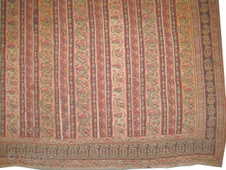 "Senneh horse cover Persian, antique. Collector's item, Size: 184 x 154 (cm) 6'  x 5' 1""  carpet ID: A-320  