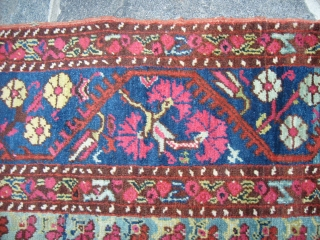 173 x 137 cm ANTIQUE KULA Kùmùrdjiù in very good condition.