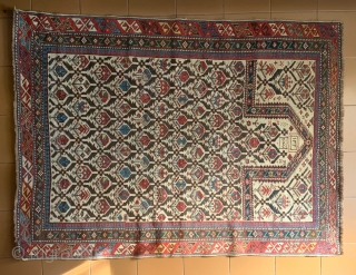 Daghestan dated in very good condition with lovely white