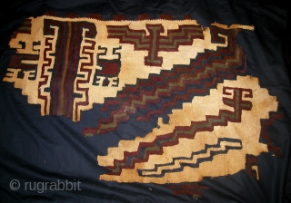 Various Pre-Columbian artifacts. Here's an opportunity to begin collecting an area of weaving that is very old and very sophisticated. There is a Tari cloth offered. These were used by Shaman perhaps  ...