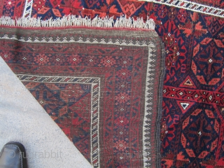 Old Baluch vegetable dyes 19th.