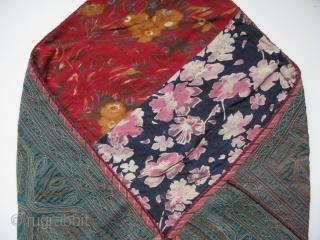 "Turkmen Vanity bag. Size: 12.5"" x 10"" - 32 cm x 25 cm"