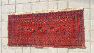 Old bukhara jalor Size 86×40 cm For more info kindly contact on my email address.