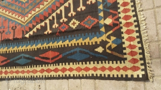 Antique kavkazi kilim 