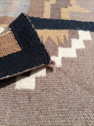 Navajo blanket(native american)no work done found as it is.size 160×83 cm.contact for more info and pics.