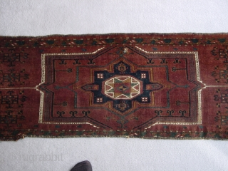 Very early Ersari torba, with sharp drawing of central medallion. POR Nick Wright   Sold, Thank You
