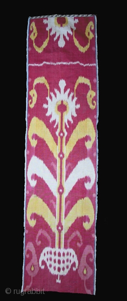 Ikat fragment cod. 0266 One of the new items just posted on my website www.nonplusultra.cloud