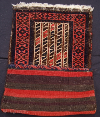 Baluch balisht. 19th century.