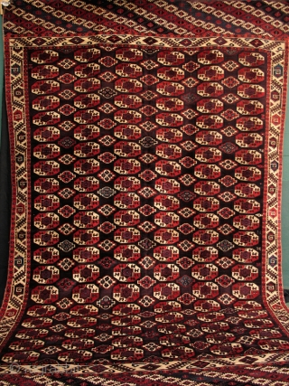 Chodor main carpet from the second quarter of the 19th