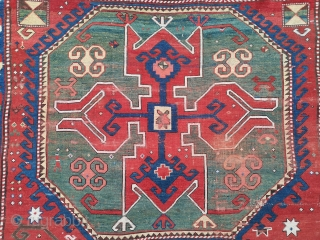 Lori Pambak late 19th Century 238cm x 138cm (7'10 x 4'6)