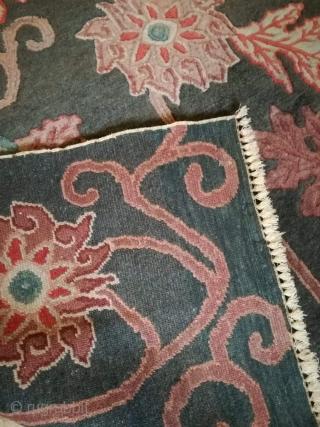 An old Tibetan rug with 180/123 cm. Very good shape.