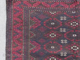 Antique Baluch Bagface Size.75x68 Cm