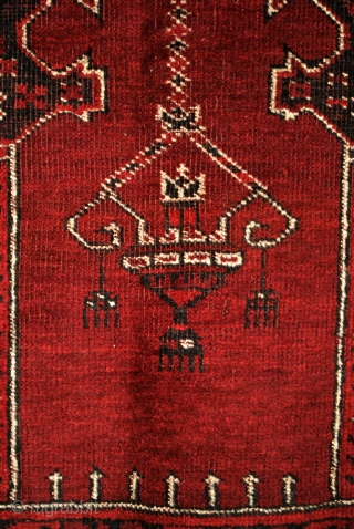Prayer rug. 