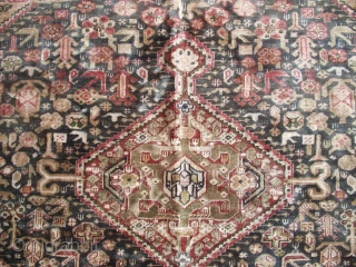 #6448 Antique Kayseri Turkish Rug