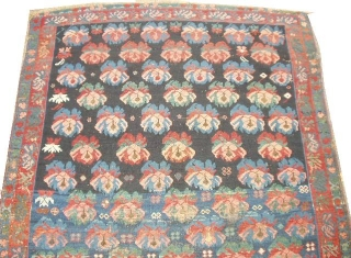 #6421 Seyhore Kuba Antique Caucasian Rug