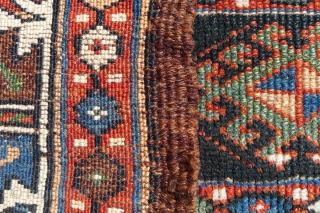Veramin Torba, 40 x 92 cm. fine weave, soft shiny wool