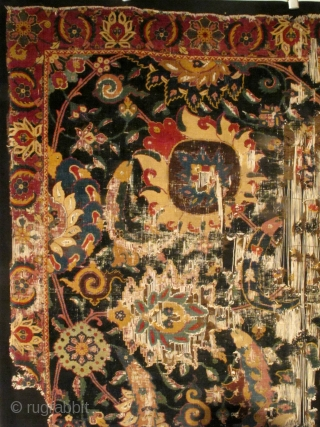 Sotheby's New York, October 1, 2015 Carpet Sale  Some details from Sotheby's NY auction with many great collectible pieces