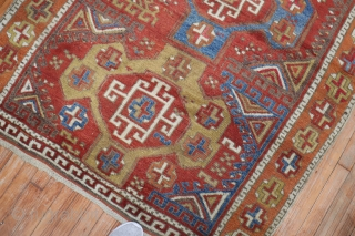Collectors Aksary in Central Anatolia rug.  Excellent condition.  4'6''x5'1''