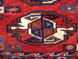 Yomud cuval circa 1875.