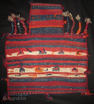 Lori salt bag.