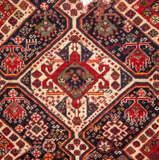 South Persian Fragmented Rug 