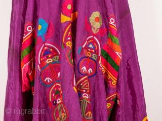 60s/70s  Pashtun Dress from Dera Ismail Khan , Pakistan AVAILABLE