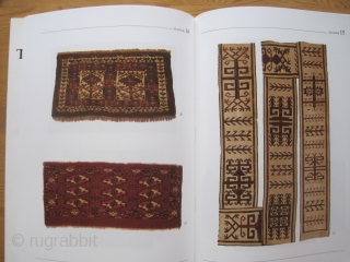 Books: Elmby, Hans. Antique Turkmen Carpets I+II+III+IV+V (complete set).