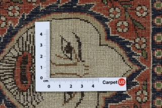 Antique Kashan Persian Carpet. More details https://www.carpetu2.com