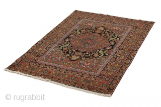 """Kashan Persian Carpet 5'6""""x3'4""""(169cmx102cm) See more details here: https://www.carpetu2.co.uk/id/unq398-162/Persian,Classic,Antiques,Excellent-Quality,Offers,Popular,Kashan,/"""
