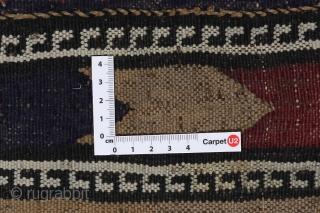 Qashqai - Saddle Bag Persian Textile 56x38cm. See more details https://www.carpetu2.com