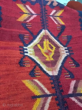 """Lecture: Textile Museum Associates of Southern California, Inc.  Saturday, April 6, 2019  """"The State of Traditional Kilims,Kilim Motifsand Weaving by Hand in Albania"""" with Alexis Zoto, Practicing Artist and Assistant  ..."""