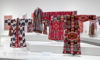 "The Seventh R.l. Shep Triennial Symposium on Textiles and Dress, co-sponsored by Textile Museum Associates of Southern California, Inc.: ""The Power of Pattern in Central Asian Ikats"" L a County Museum of  ..."