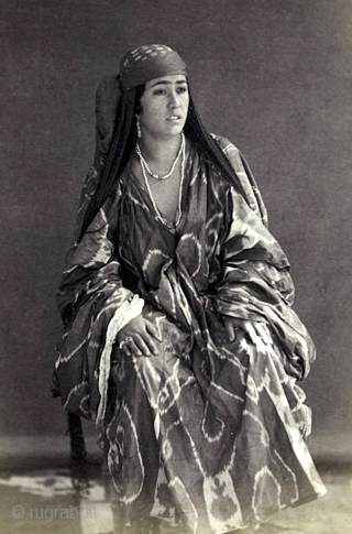 """Ikat Lecture & Collection Showing on live models:  Sunday, March 31, 2019  1:30 p.m., Bowers Museum, Santa Ana, Ca. """"Silken Resistance: A Short History of Ikat"""" with Dr. Richard Isaacson,  ..."""