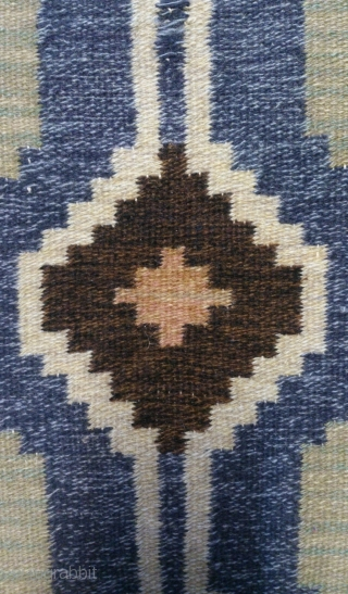Antique Swedish kilim, no: 331, size: 158*52cm, wall hangings.
