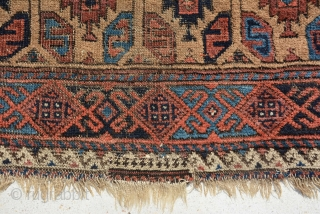 Antique Baluch End 19th century 163 x 96 cm