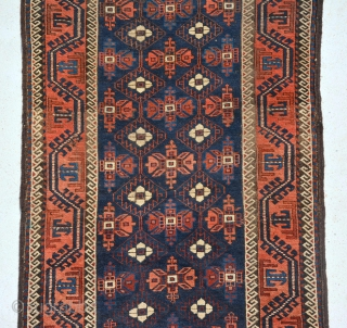 Beautiful Baluch, size is 280 x 97 cm