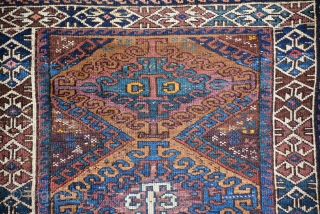 Rare Baluch, Beautiful colors   